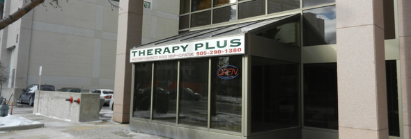 Therapy Plus office